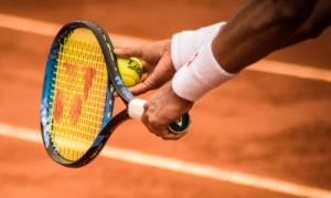 tennis en beleggen